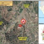 Puno: Incendios forestales extinguidos en tres distritos