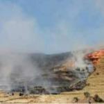 Extinguen incendios forestales en Puno y Cusco