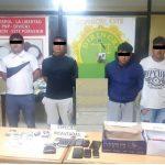 La Libertad: Desarticulan banda criminal «Los Malditos de los Libertadores»
