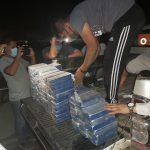 Satipo: Decomisan 335 kilos de droga camuflada en camión y moto