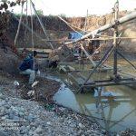 Madre de Dios: Destruyen 29 dragas y otros equipos de mineros ilegales