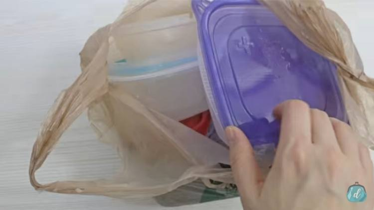 7 Tips For Organizing That Out Of Control Tupperware Cabinet