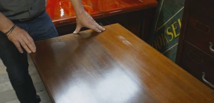 The Best Way To Remove Watermarks And Restore Your Wood Furniture's Shine
