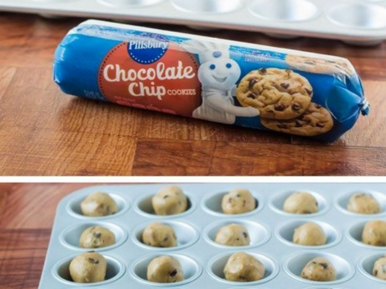 If You Have A Tube Of Pre Made Refrigerated Cookie Dough You Can