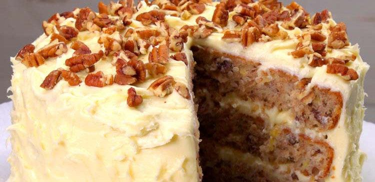 Recipe For Hummingbird Cake