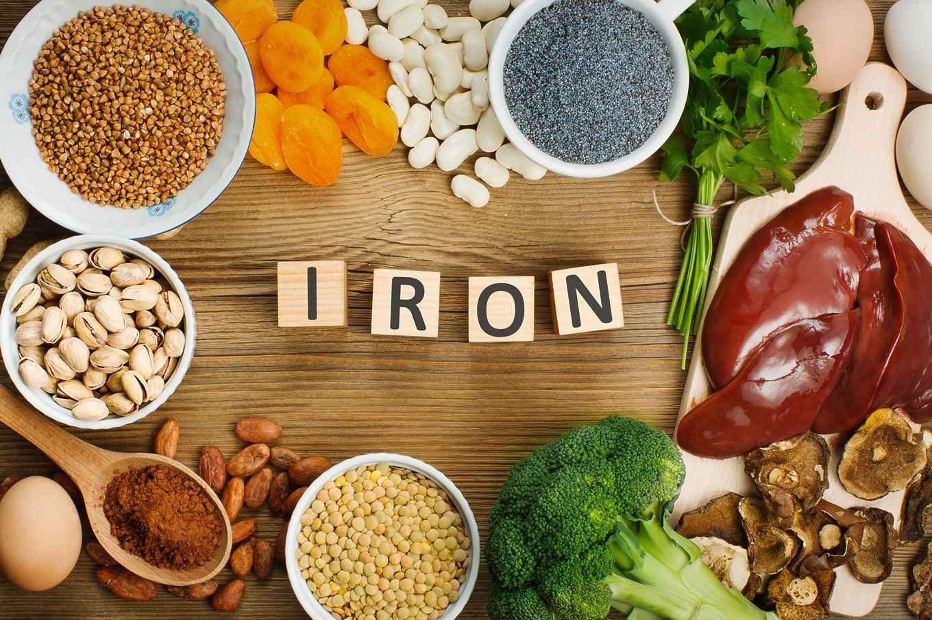 2 Ways to Boost Your Iron Intake without Supplements