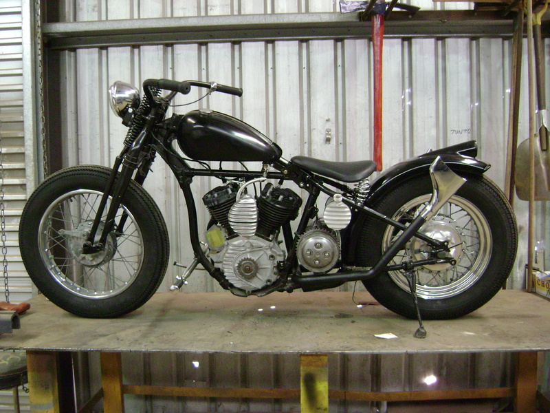 http://www.perthstreetbikes.com/32200/Triumph-chopper-make-over ...