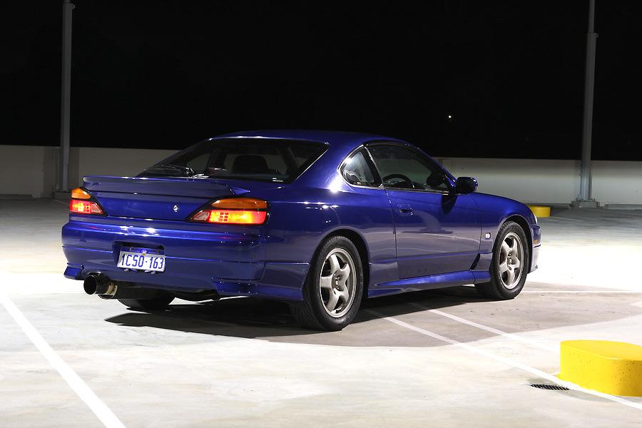 1999 Nissan S15 Silvia (JDM model w/ mods) - Perth Street Bikes