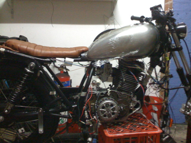 2001 yamaha sr250 deus inspired cafe racer sydney page 6 cheers sciox Image collections