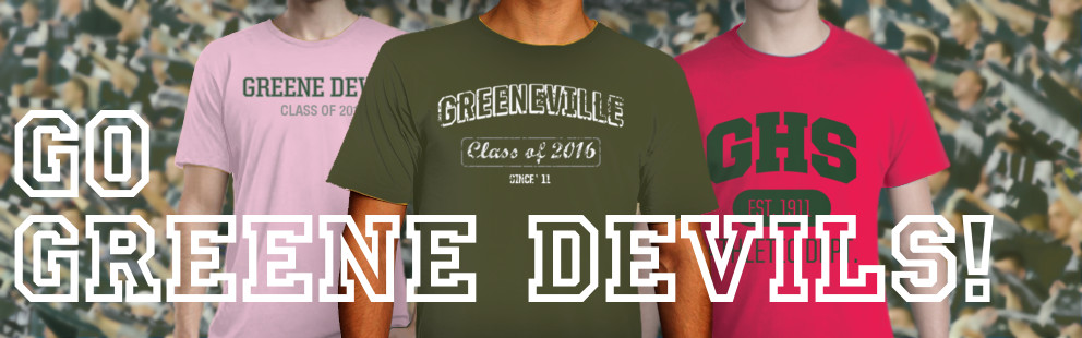 GREENEVILLE HIGH SCHOOL