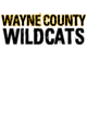 Wayne County Ladies Competitor Tee