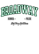Broadway Lightweight Blend Adult Hooded Sweatshirt