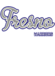 Fresno Fitted Heathered Blend Tee