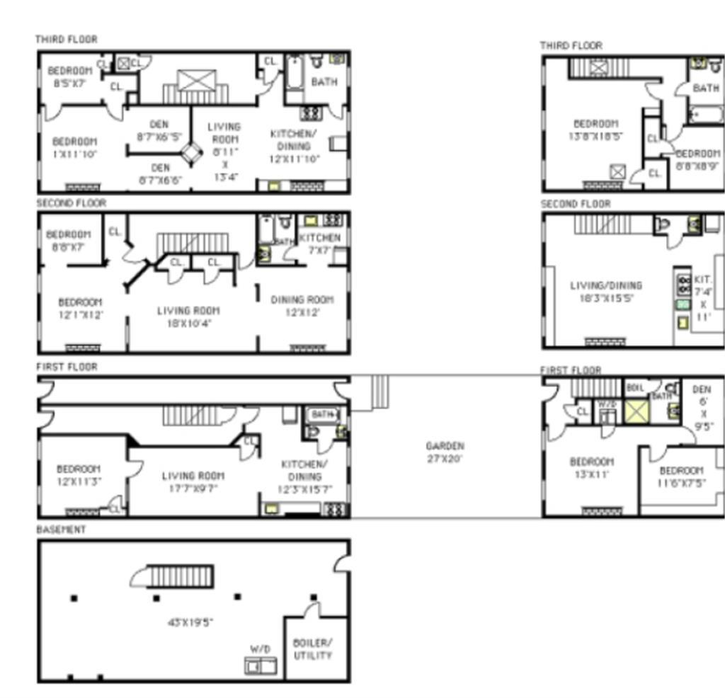 Marlon wise 39 s blog boerum hill home with attached for Large carriage house plans