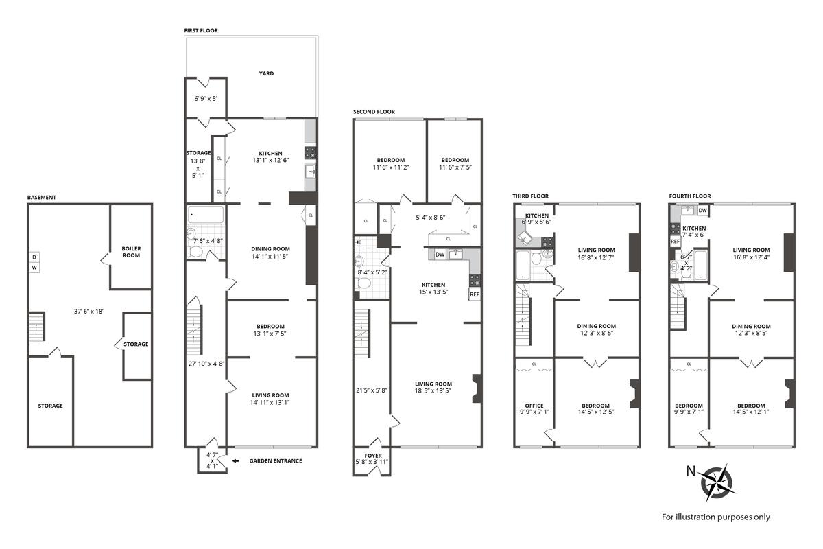 elegant kensington home wants  1 6m after full renovation