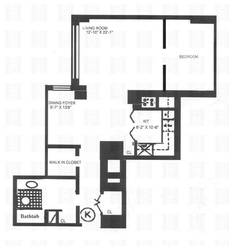 Apartment Building Going Co Op 7 manhattan one-bedrooms asking less than $500,000 - curbed ny