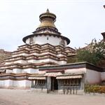 Road to Lhasa 6.  Pelkhor Chode Monastery,Gyantse  oct11