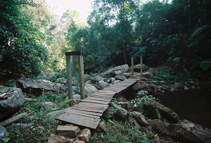 Sapann Waterfall