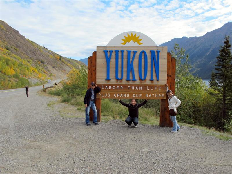 "SKAGWAY Tour --""Yukon Expedition 7 white Pass Railway"" Yukon,Canada. $199.99 per person"