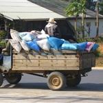 Man on truck