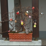 Easter Decoration, Lauterbrunnen