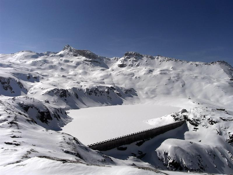Lac de Goillet (iced)