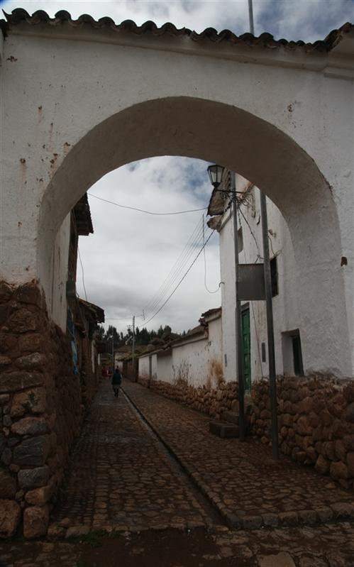 Chinchero, Peru, South America