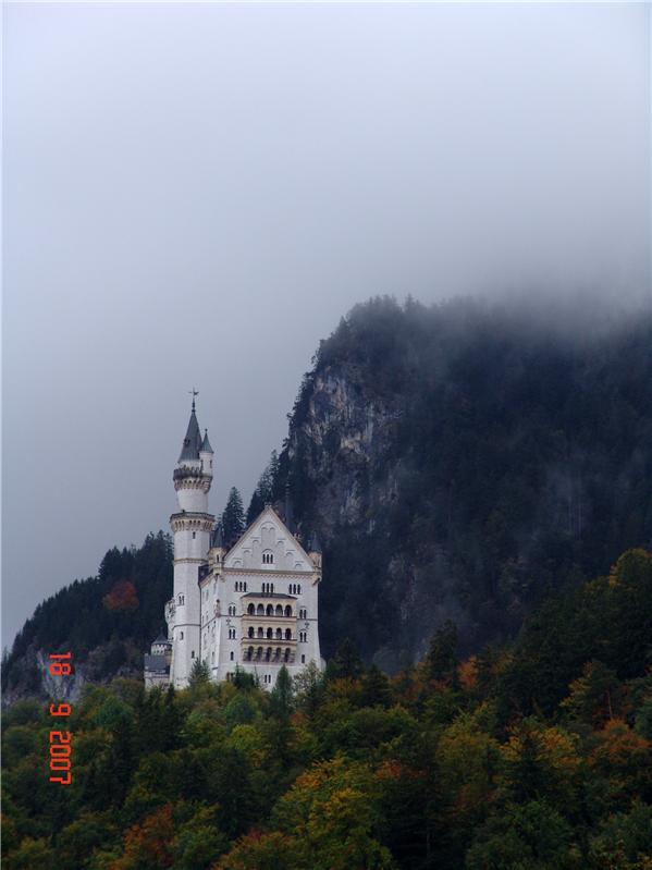 德国天鹅宫
