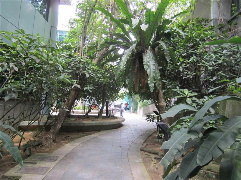Technology Park Malaysia, czyli skupisko budynków, w których znajduje się moja firma :)