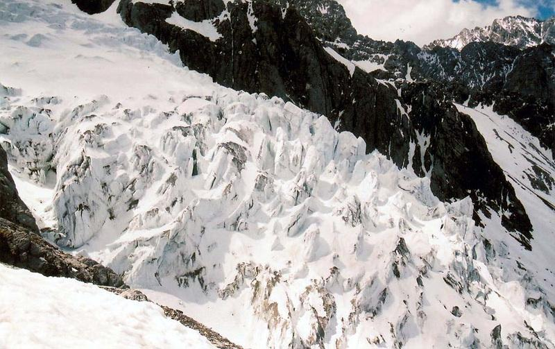 Yulong Snow Mountain Glacier Park 玉龍雪山冰川公園