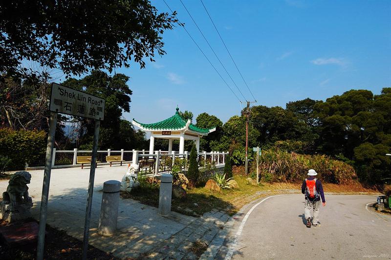 車路下走至石蓮路Shek Lin Road