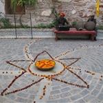 Flower dercoation and music at Castle Bijaipur