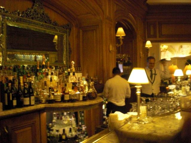 Lobby bar @ Bellagio