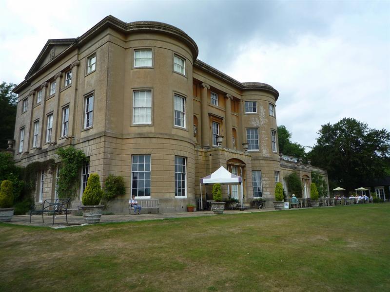 Claverton Manor