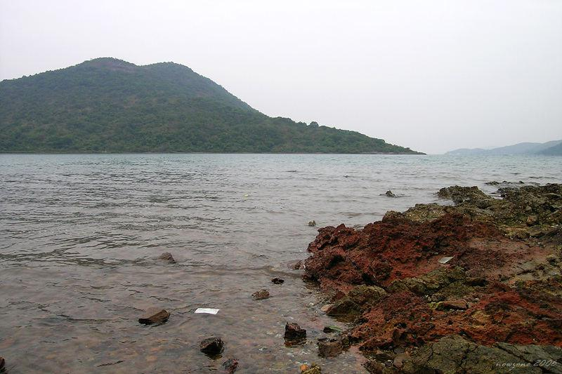 Chek Keng Sea 赤徑海