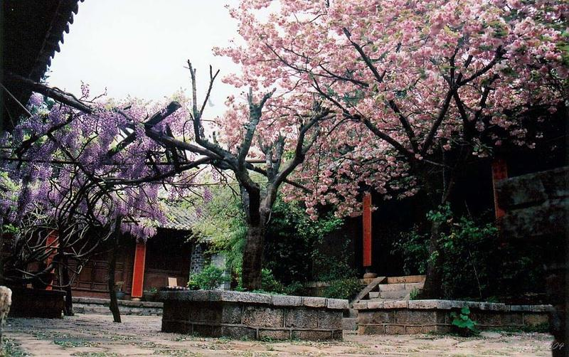 Shuhe (Beam River) ancient town束河古城