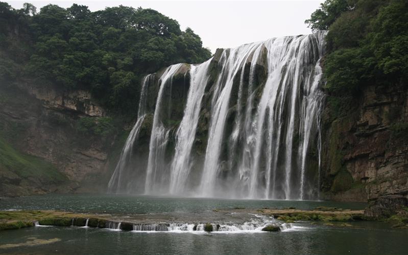 HuangGuoShu, GuiZhou, China