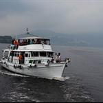 馬料水乘船往東平洲