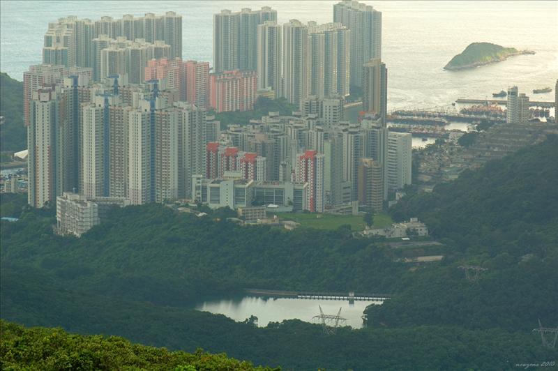 香港仔及鴨利洲