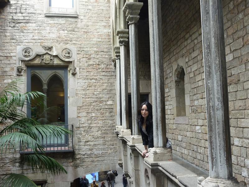 Piccasso Museum, Barcelona (12.7)