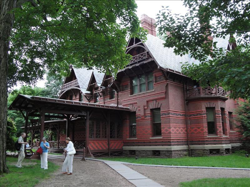 Mark Twain House....