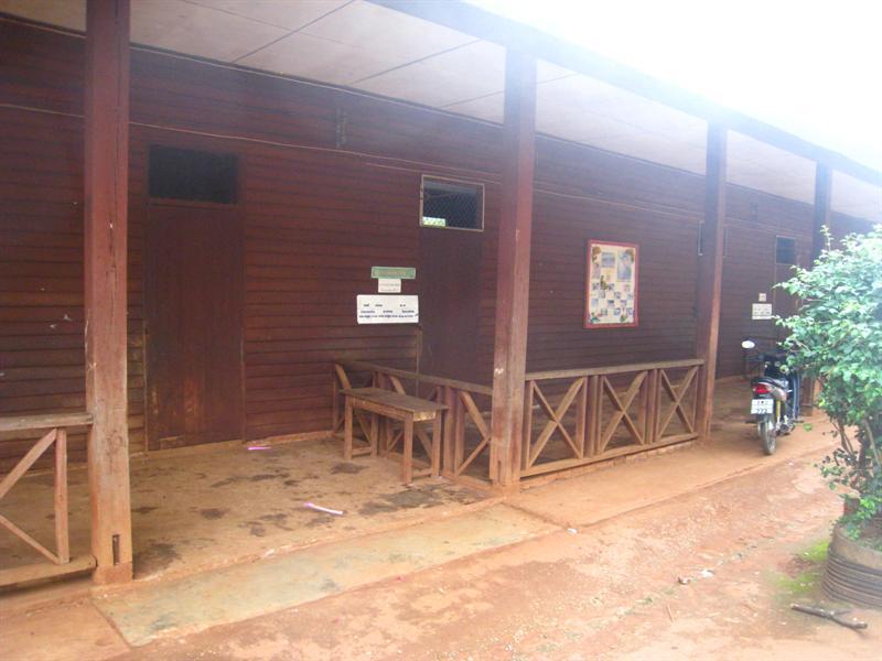 泰文學校的教室