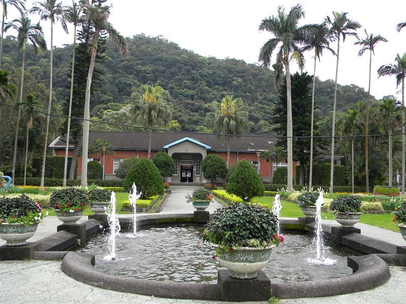 士林官邸花園