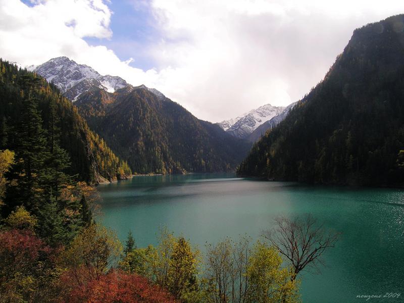 Long Lake (Cháng Hǎi) 長海