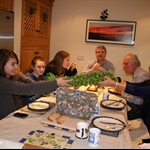 Christmas at Claremont House - December  2009 013.JPG