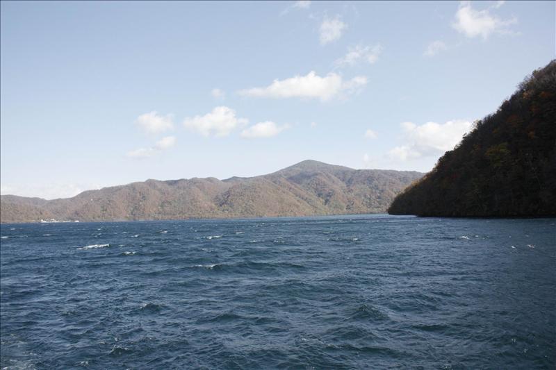 十和田湖景