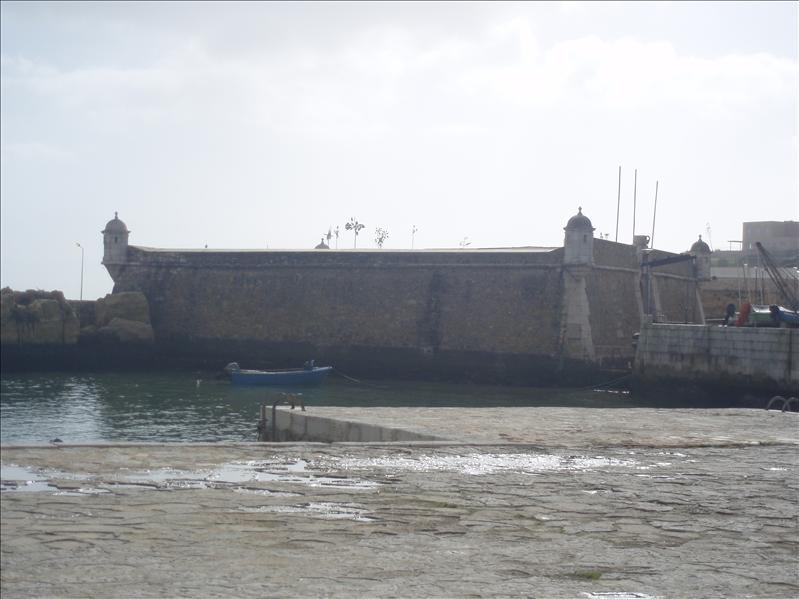 Forte da Ponta da Badeira, Lagos