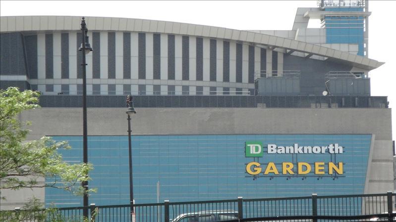 Home of the Celtics