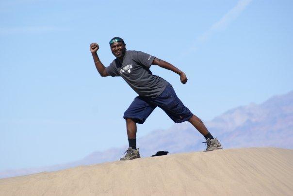 The Dune-Dance
