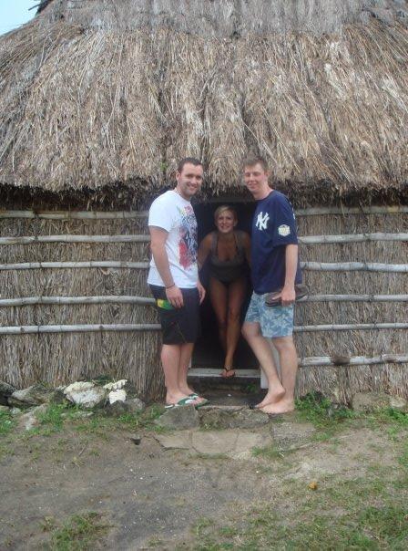 The hobbit hut!